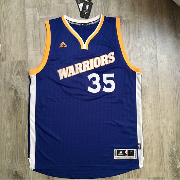 f541c7857ac Adidas Kevin Durant Golden State Warriors Jersey